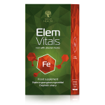 Suplement diety ElemVitals Iron with siberian herbs