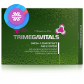 Trimegavitals. Omega-3 concentrate and lycopene